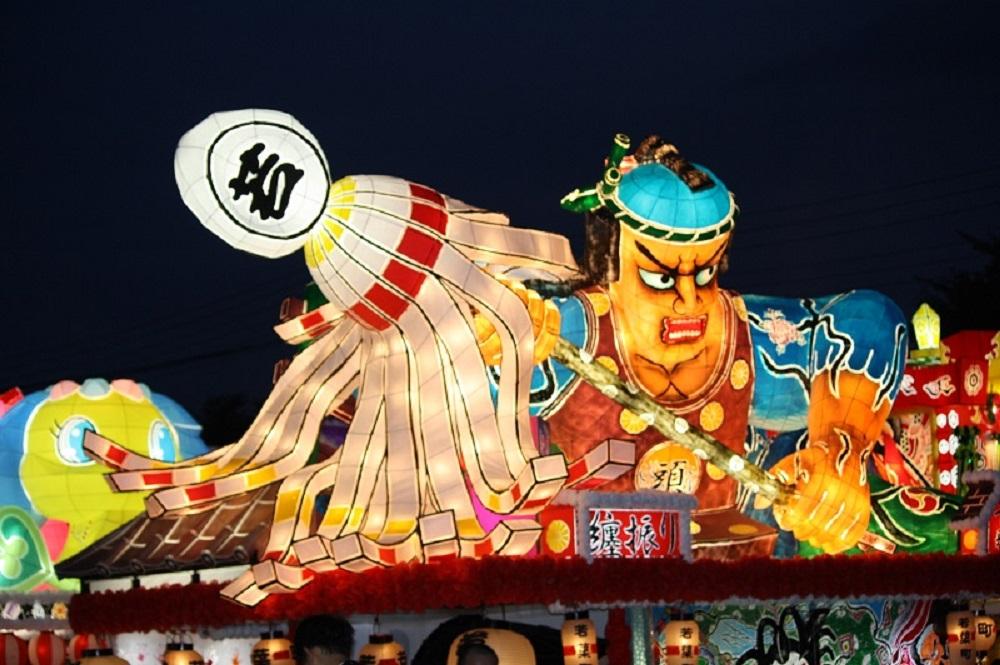 Festival in Kosaka