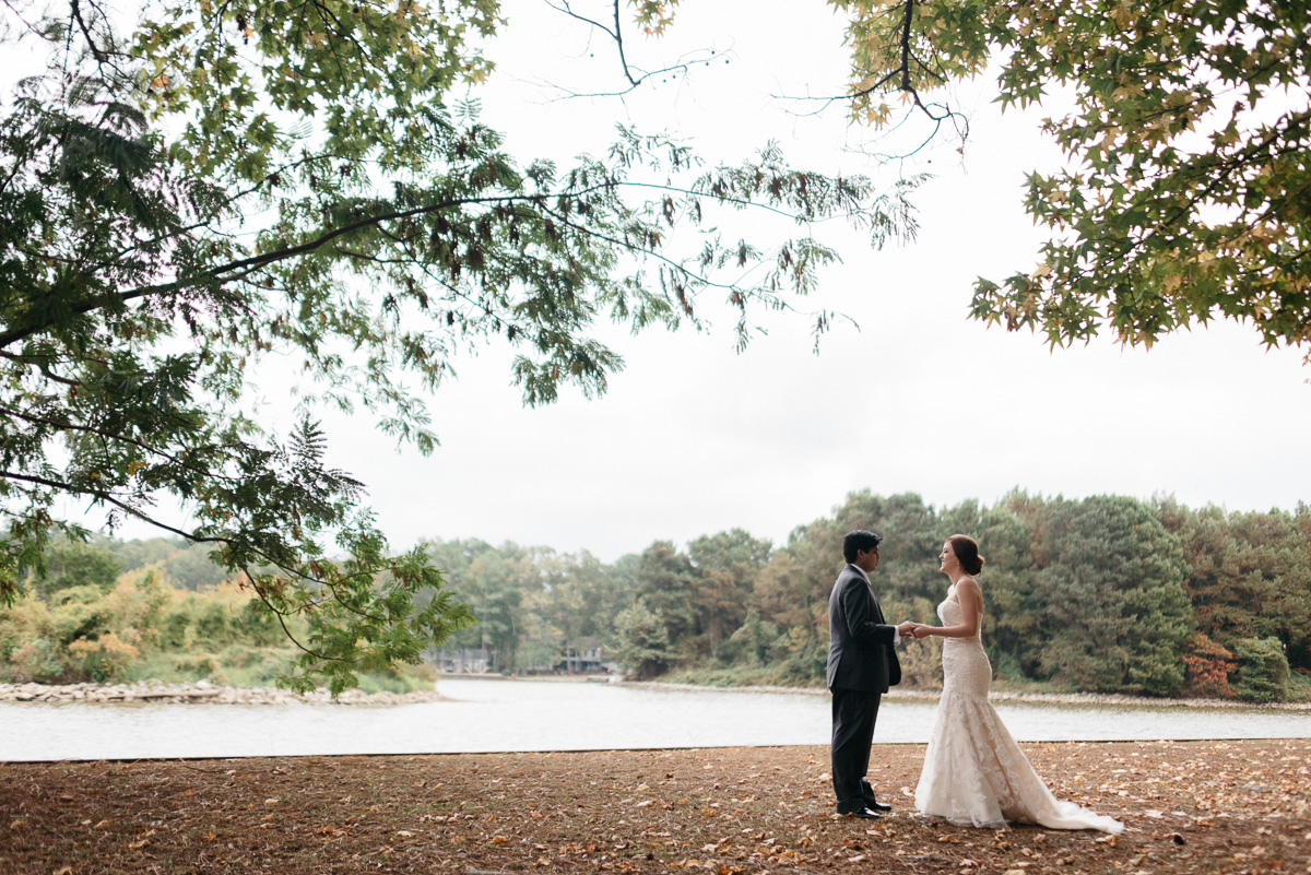 Mississippi Indian Fusion wedding photography