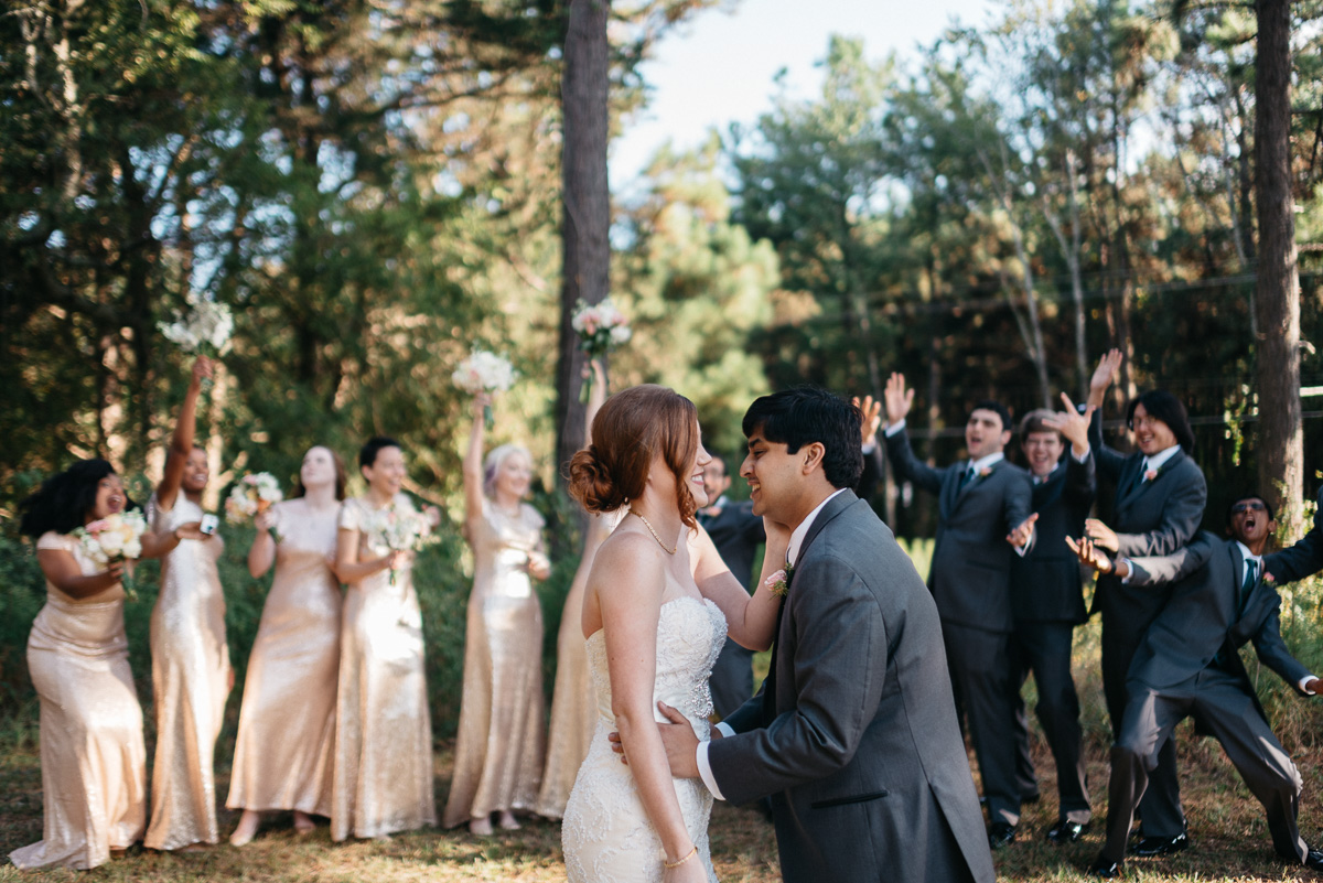 Mississippi Crafts Center wedding photography