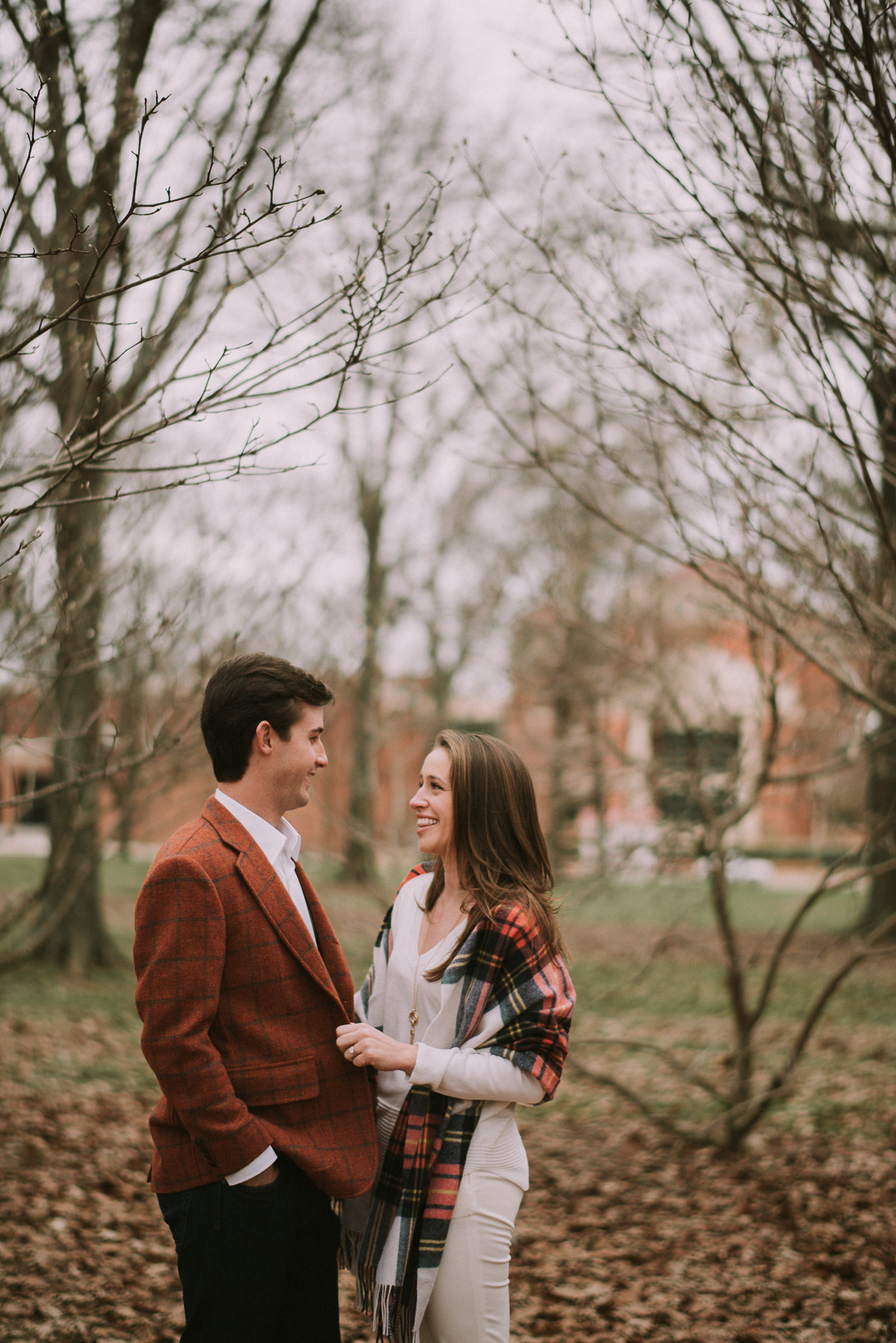 the grove at ole miss engagement Photography