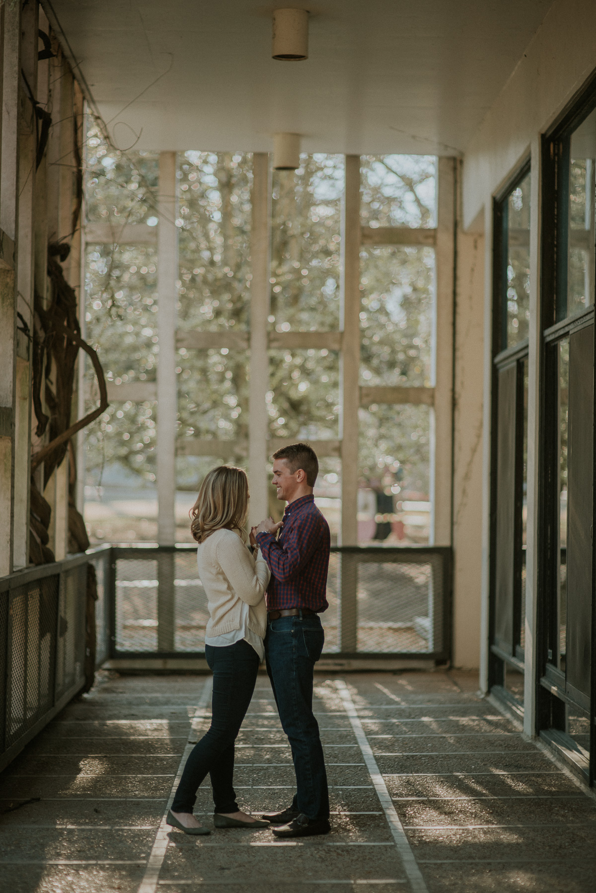 memphis college of art engagement photography