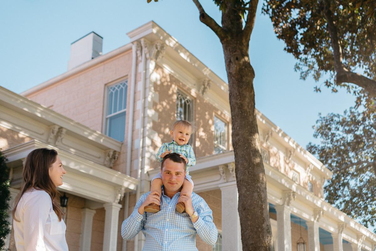 a vicksburg family photography session
