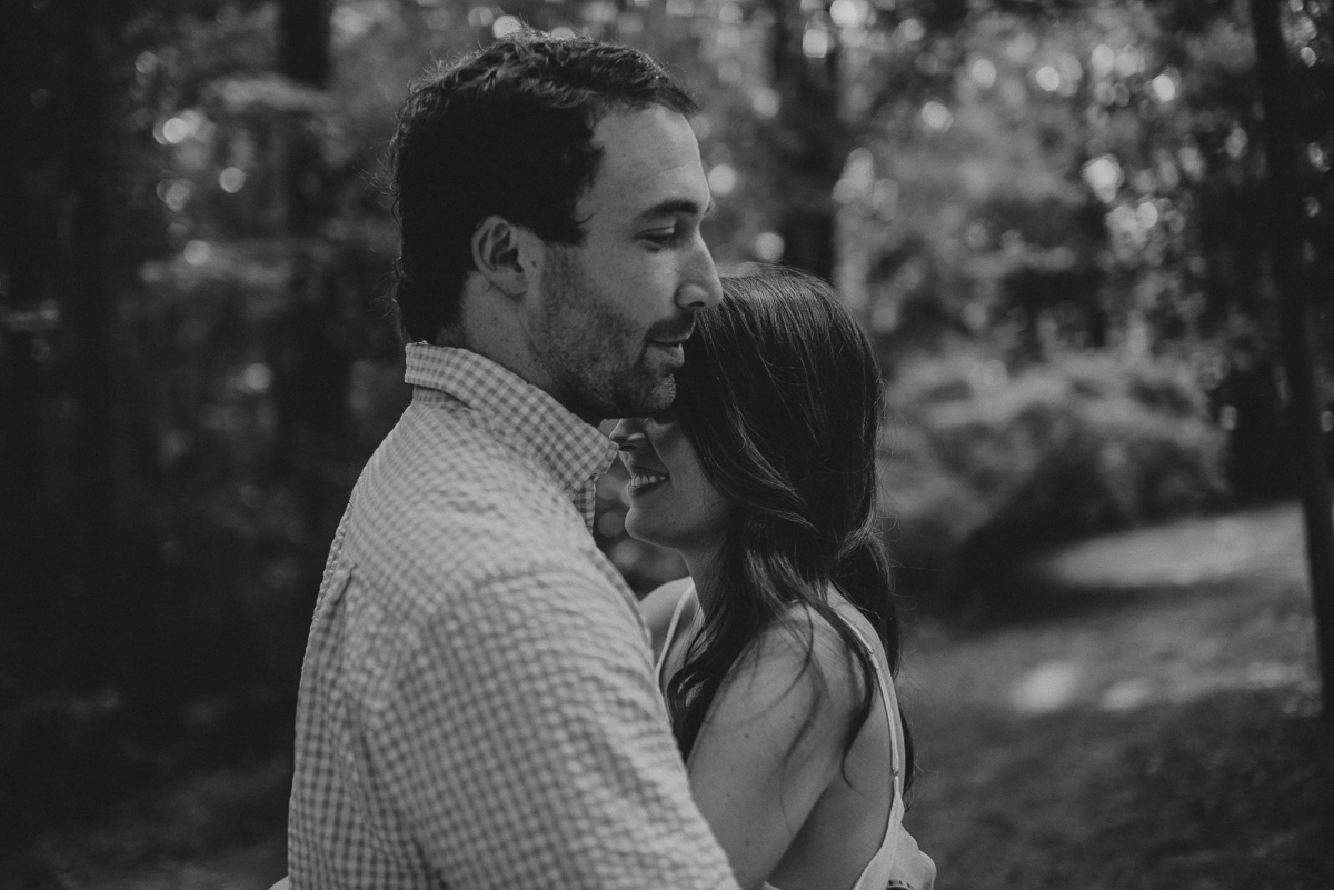 Rowan Oak Oxford Mississippi Engagement Photography