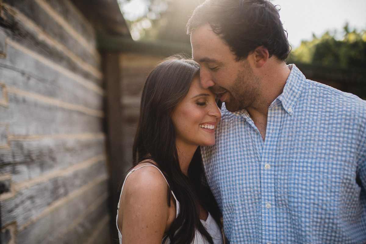 Faulkner's Oxford Mississippi Engagement Photographer