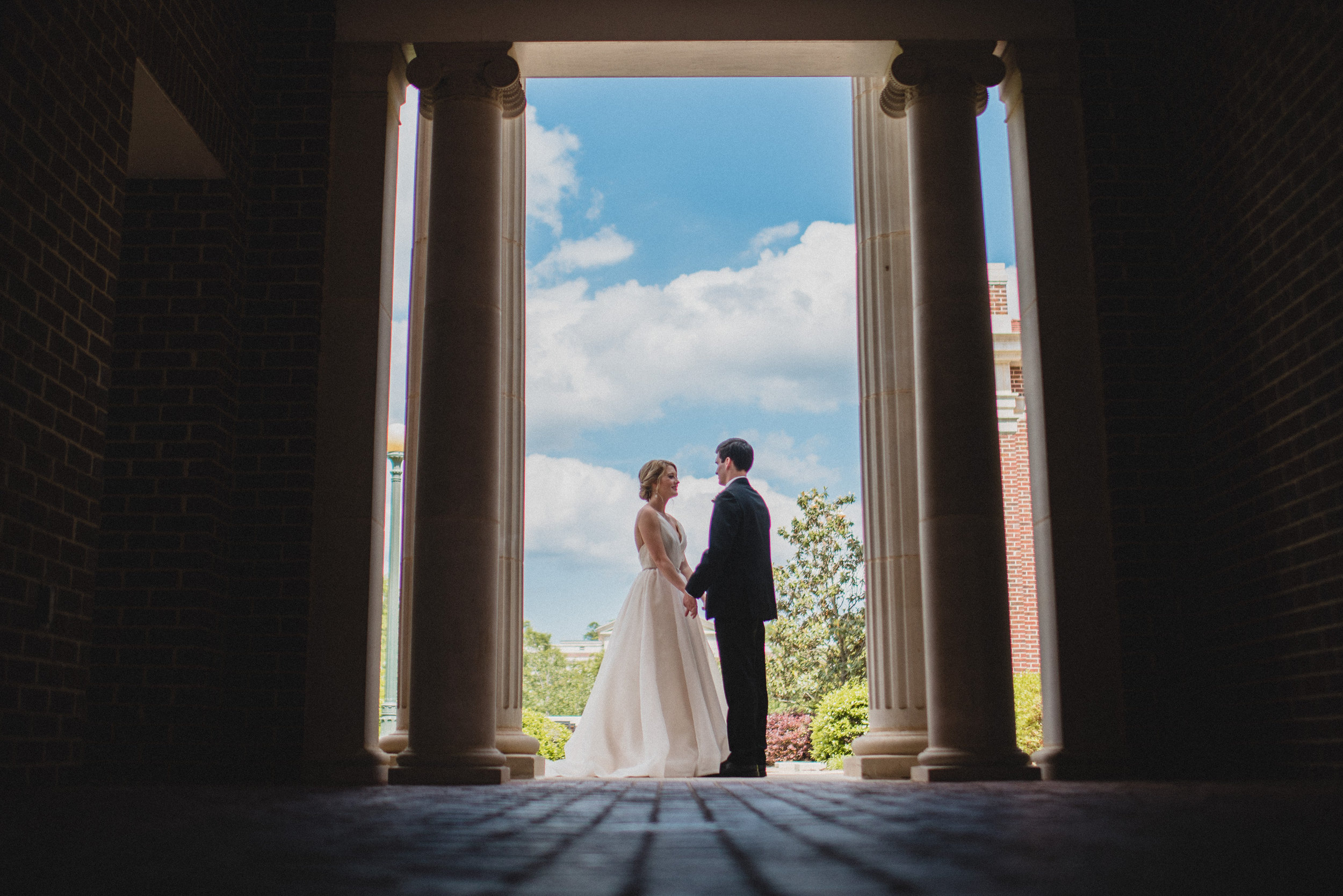 first look, paris yates chapel, at ole miss in oxford, ms