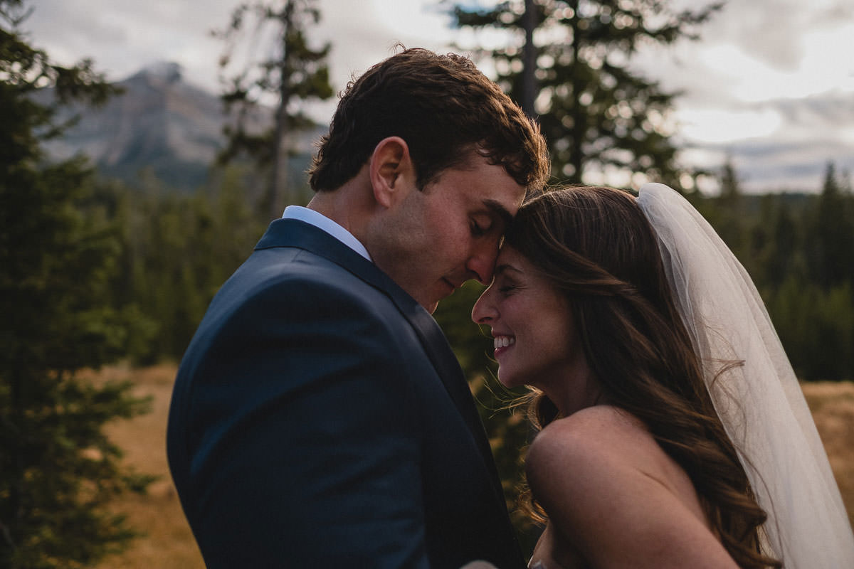destination wedding photography near big sky montana