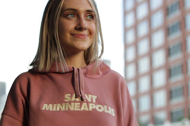 Sorry 😐 Not Sorry 🙃 - the nature of limited runs, they do sell out. See what new items still  have availability online before they are gone #saintminneapolis #streetwear #streetfashion #mn #minneapolis #saintpaul #north
