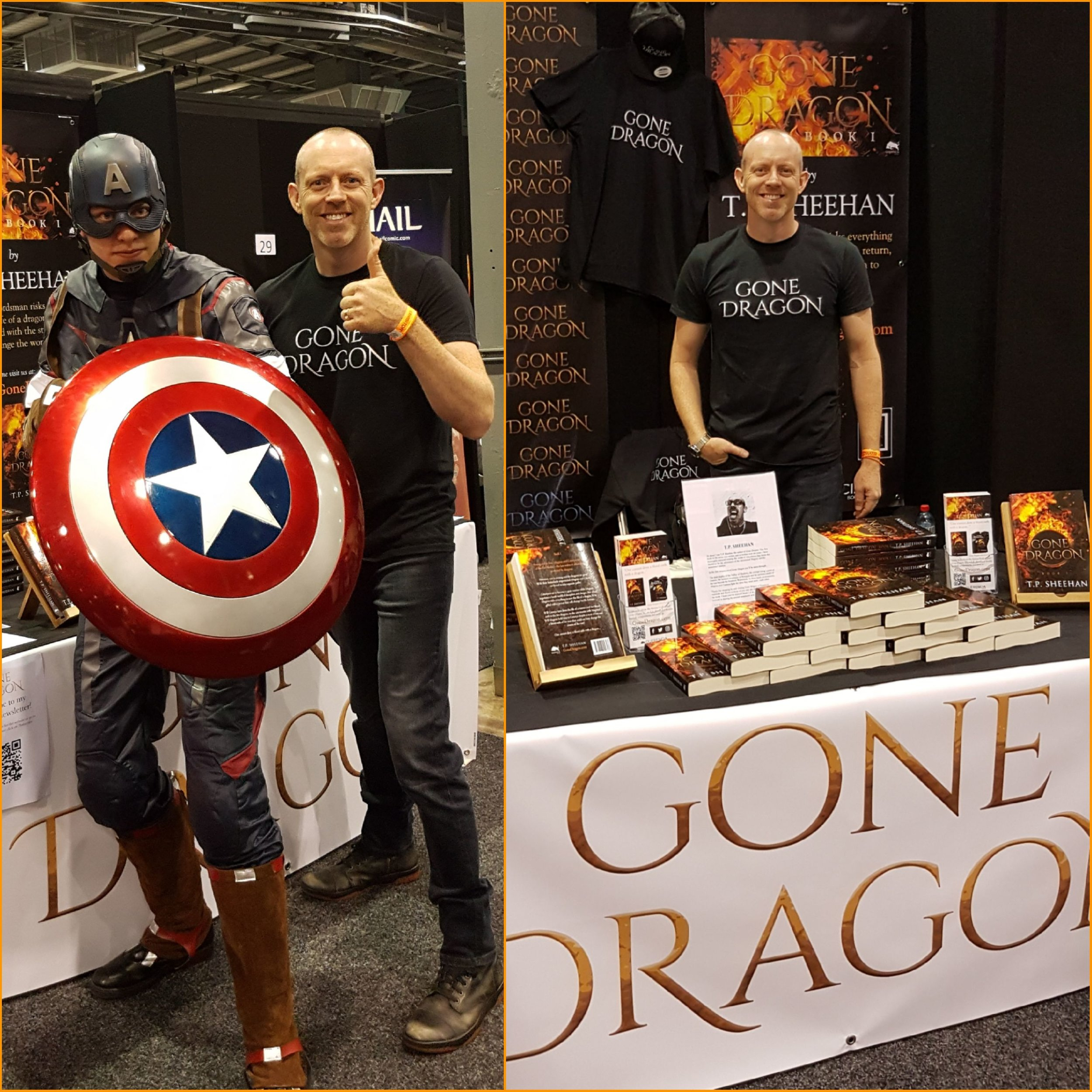 What a blast! It was great to meet everyone at Supanova Adelaide!