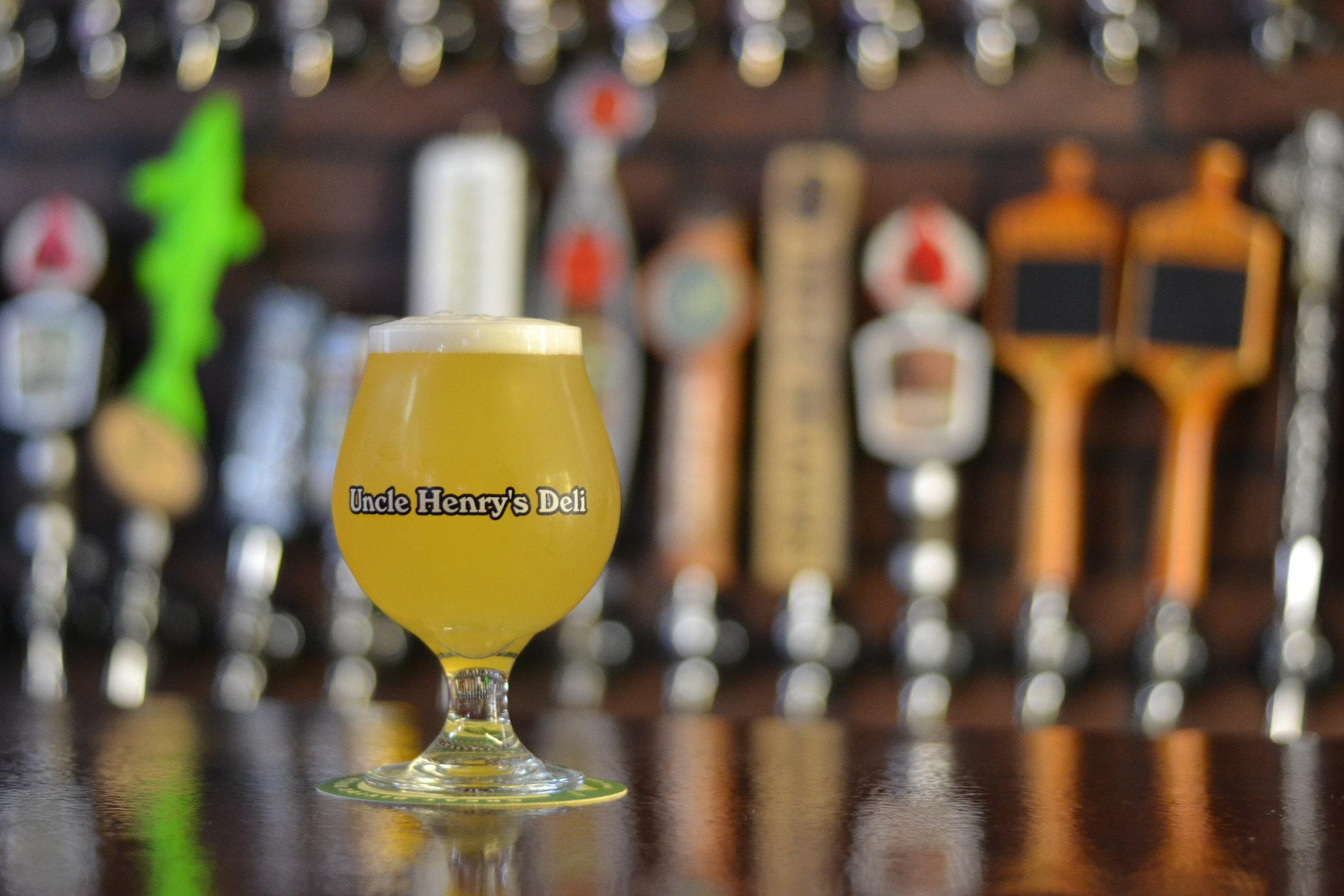 white - Allagash Brewing Company