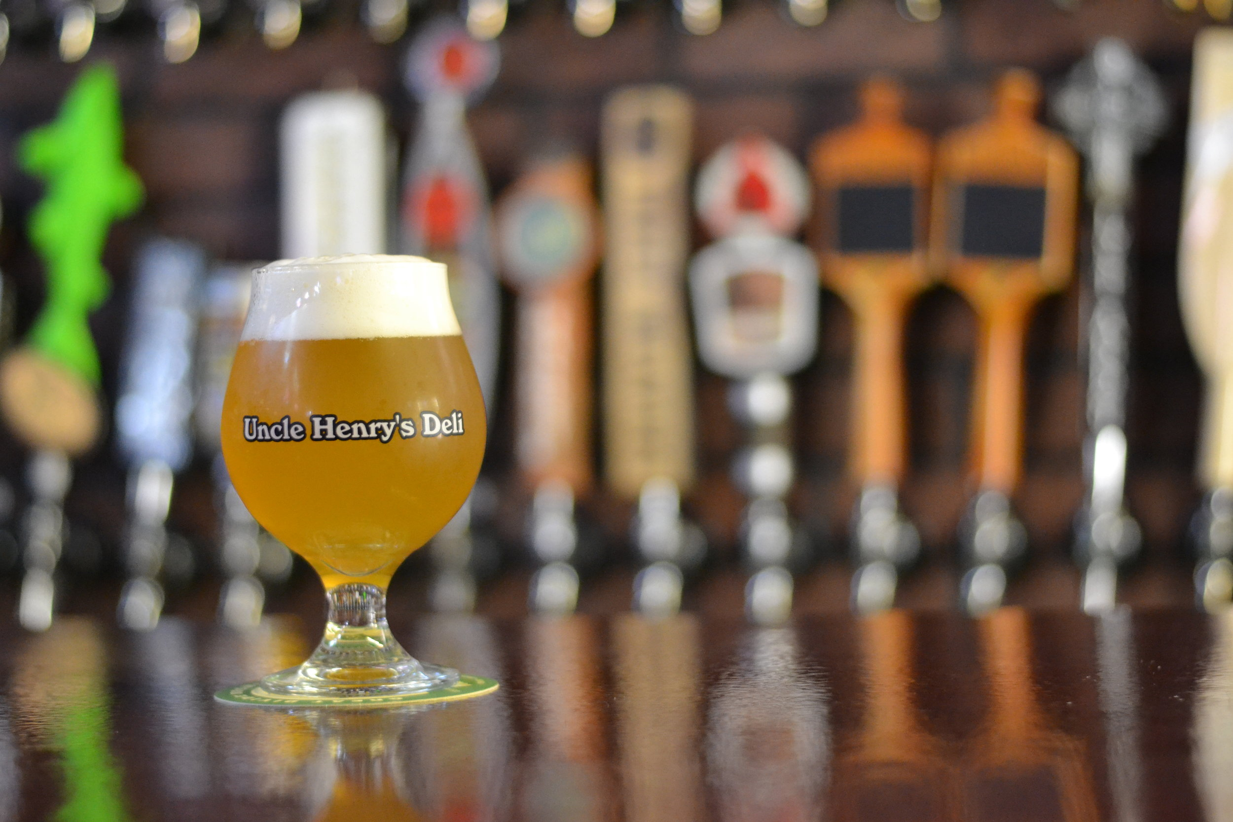 White rascal - Avery Brewing Company