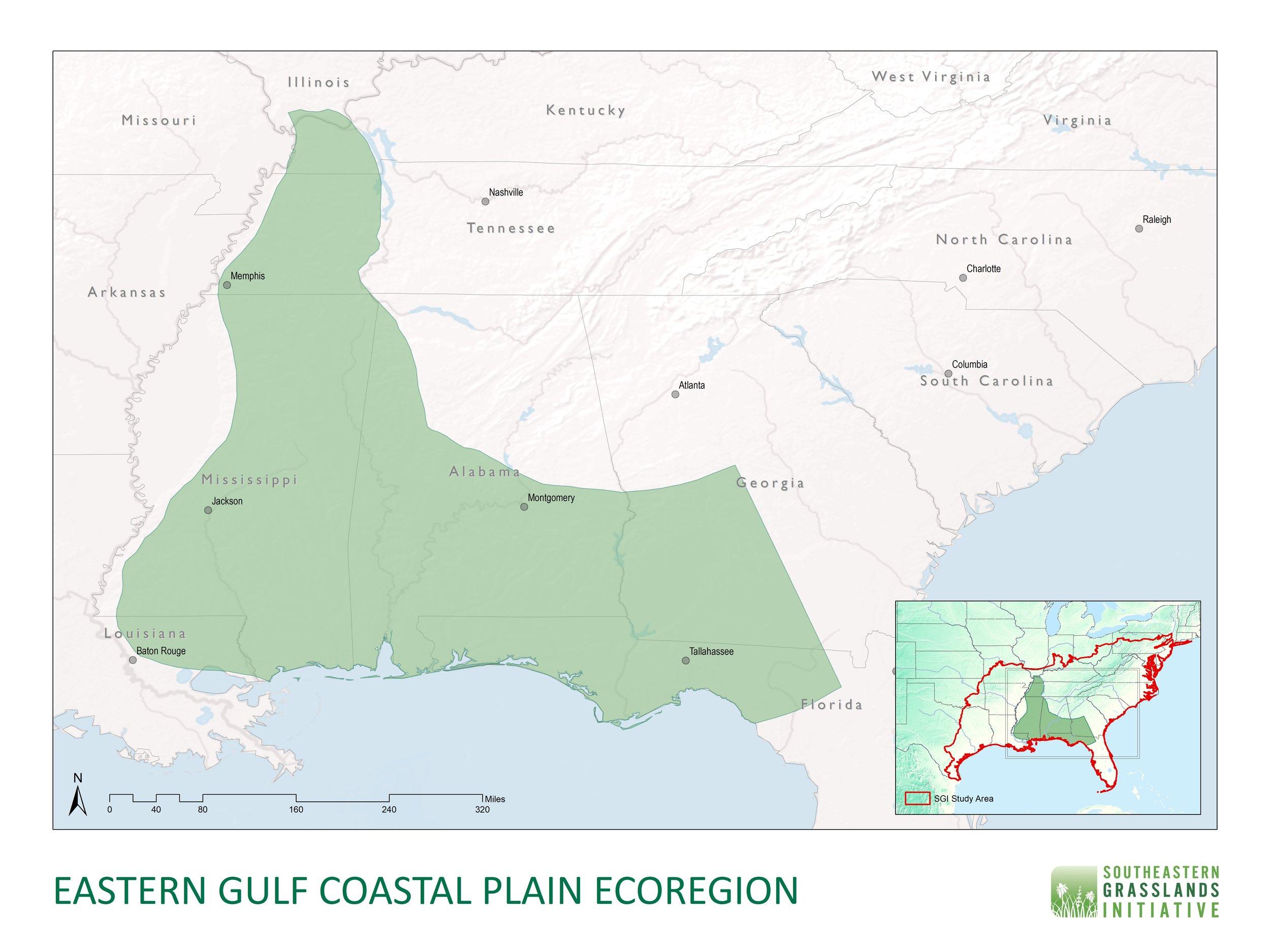 East Gulf Coastal Plain