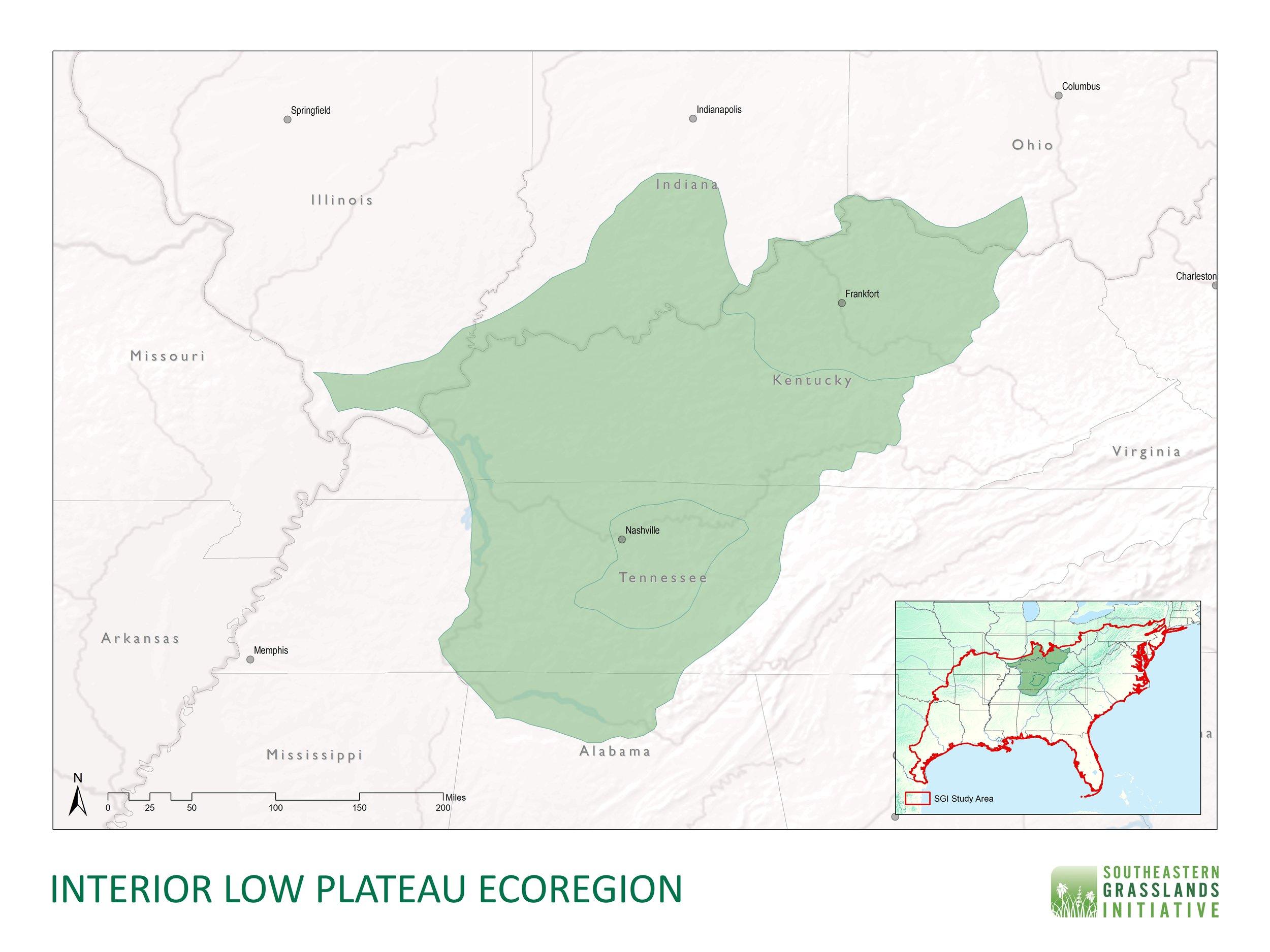 Interior Low Plateau