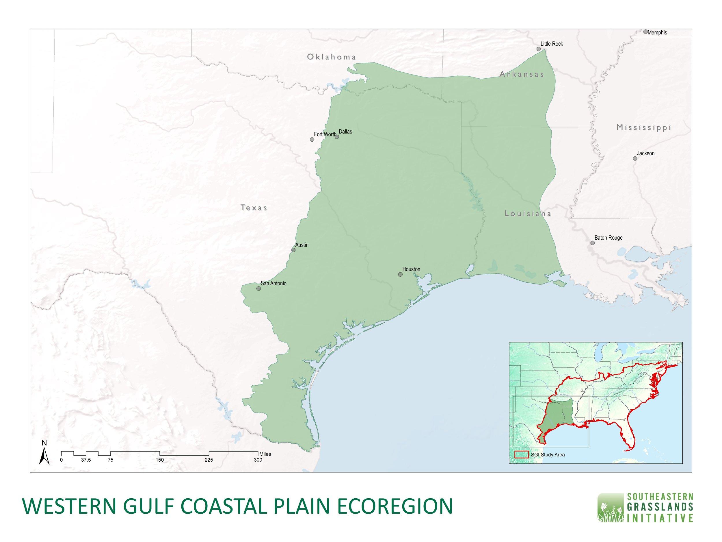 West Gulf Coastal Plain