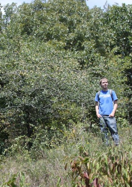 Mason Brock (SGI Grassland Biodiversity Explorer)