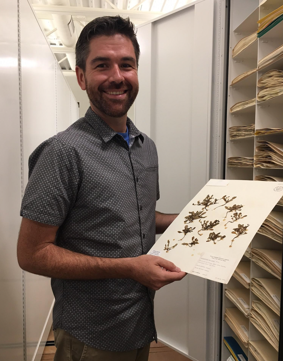 All specimens collected will be databased and stored at APSU's Herbarium