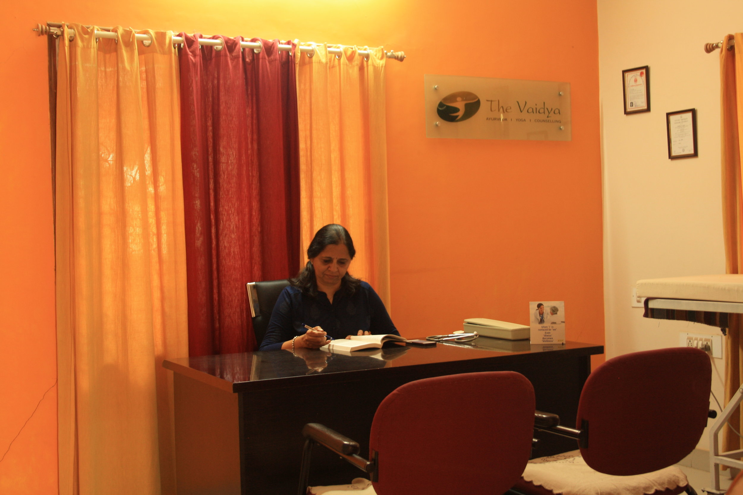 The Team - Dr. Nayana P HegdeSanheetha VedSahana RamprasadP N Sathya Narayanan