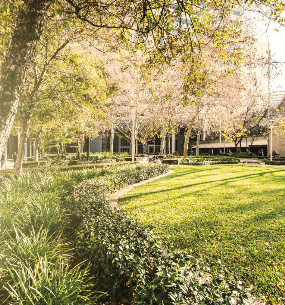 Perth CBD's only green space