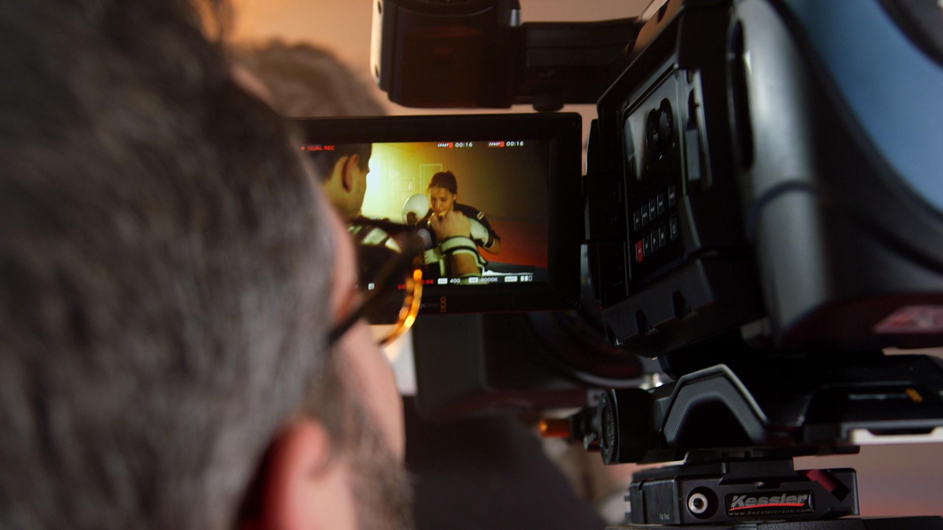 behind-the-camera