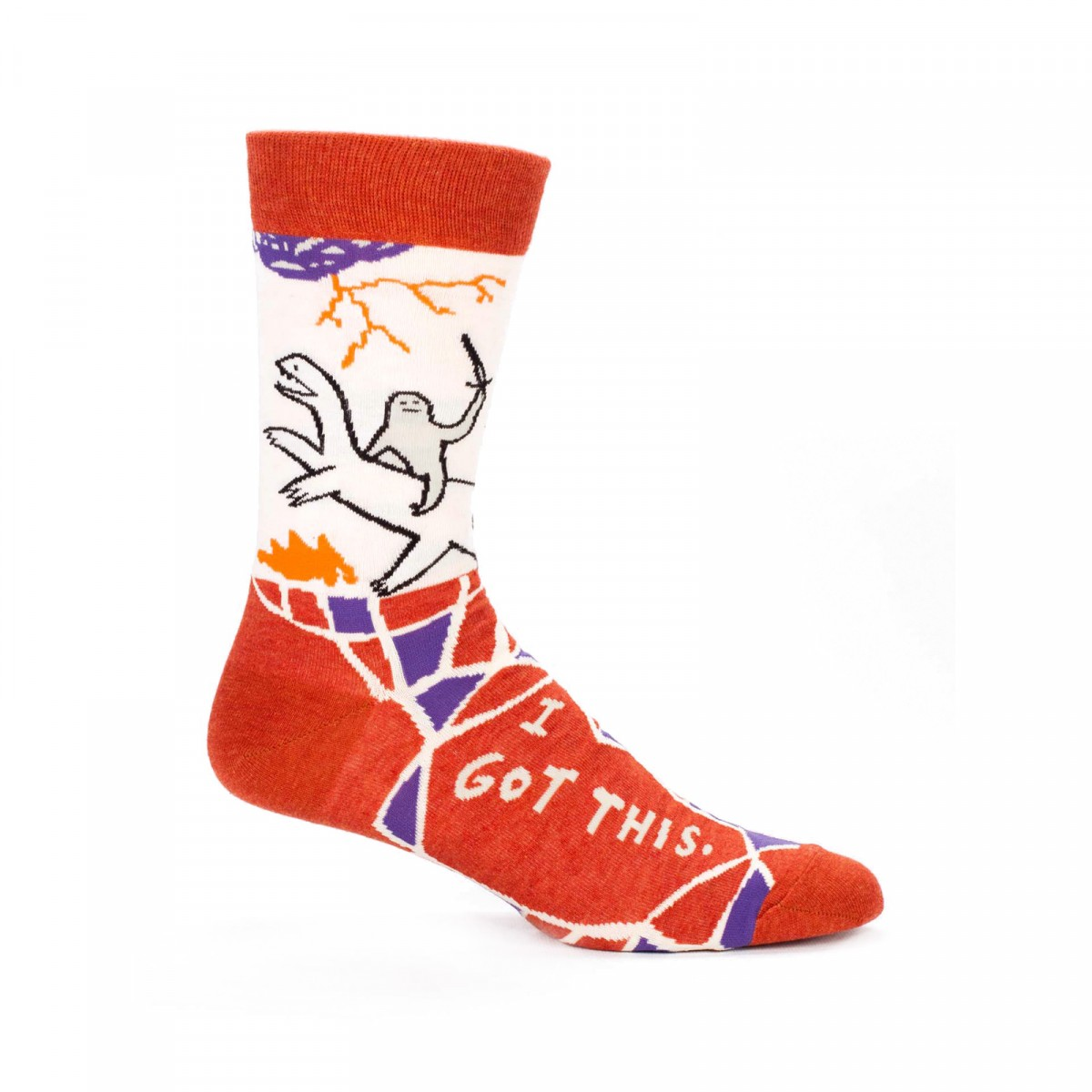 I GOT THIS MEN'S SOCKS - They haven't got it, not one bit, but hey, fake it till ya make it?! Socks that help with the brutal nature of graduation.