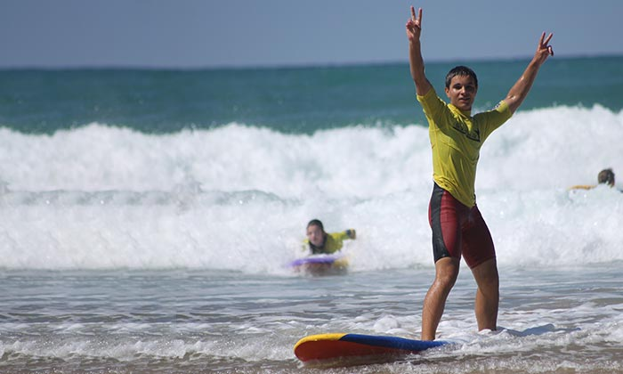surf school & lessons - Wide variety of lessons and packages to help you learn or perfect your surf skills.Surf's up