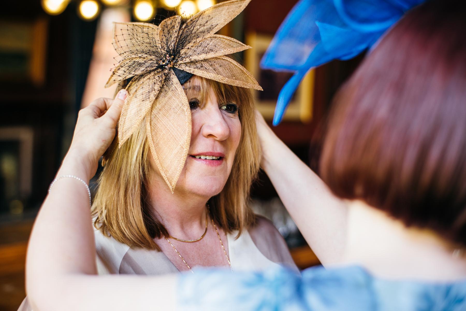 Birmingham hats and fascinators made to order UK