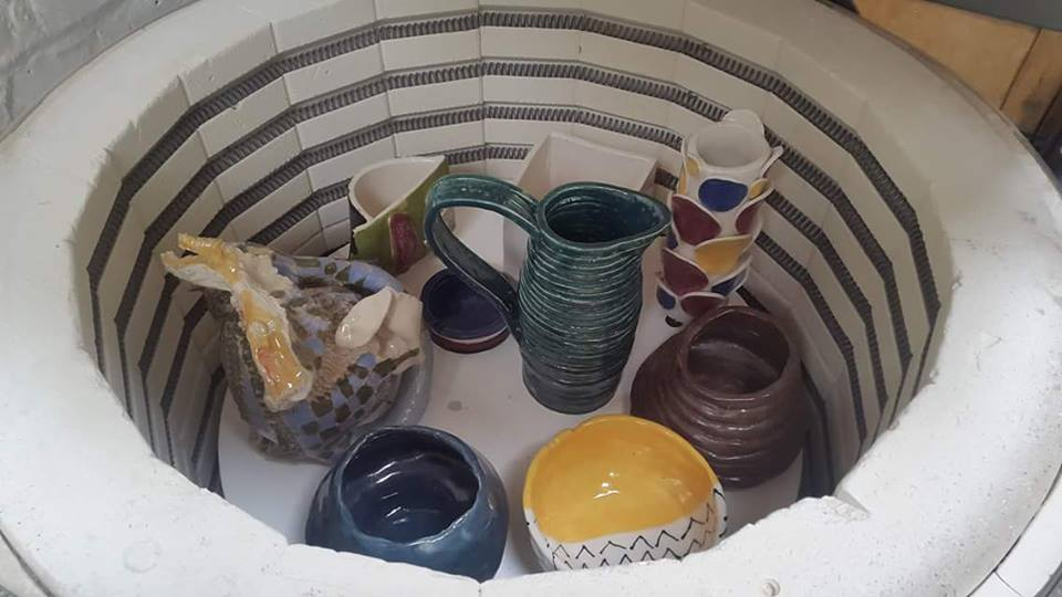 This course is designed for beginners, returning and intermediate learners. Beginners will follow a course programme to introduce many techniques including handbuilding and the potters wheel. You will be introduced to many decorating resourses and glazing options.  Advanced learners are encouraged to work on your own projects using the various clays, glazes, tools and resources available. You will receive my continued support, guidance and experience in order to expand your pottery knowledge.  Course fee is £150 for 15 hrs qualified tuition with materials and firing included. Book your place with a £25 deposit following the link and then £62.50 in week 1 and another £62.50 in week 3.  Expect fun and creativity!  https://www.eventbrite.co.uk/e/pottery-for-all-tickets-37890320970