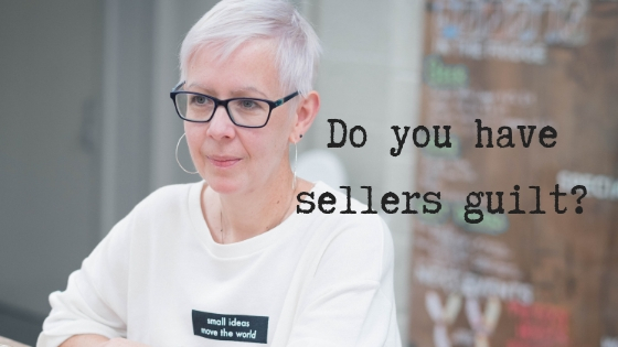 Do you have sellers guilt - Wellbeing business school