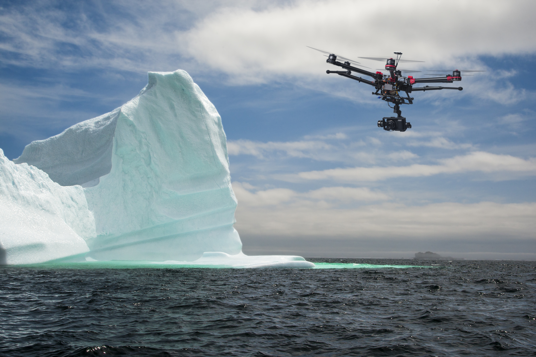 Unmanned Aerial Vehicle Technology Landscape -