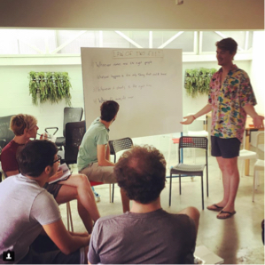 WEEKLY WORKSHOPS   Workshops on subjects that'll stretch your professional growth