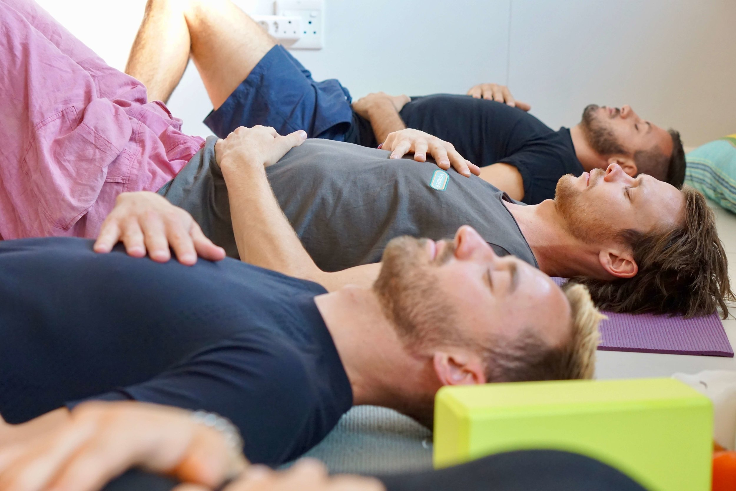 Our Africa tribe rose to the challenge of meditating regularly for 20mins.