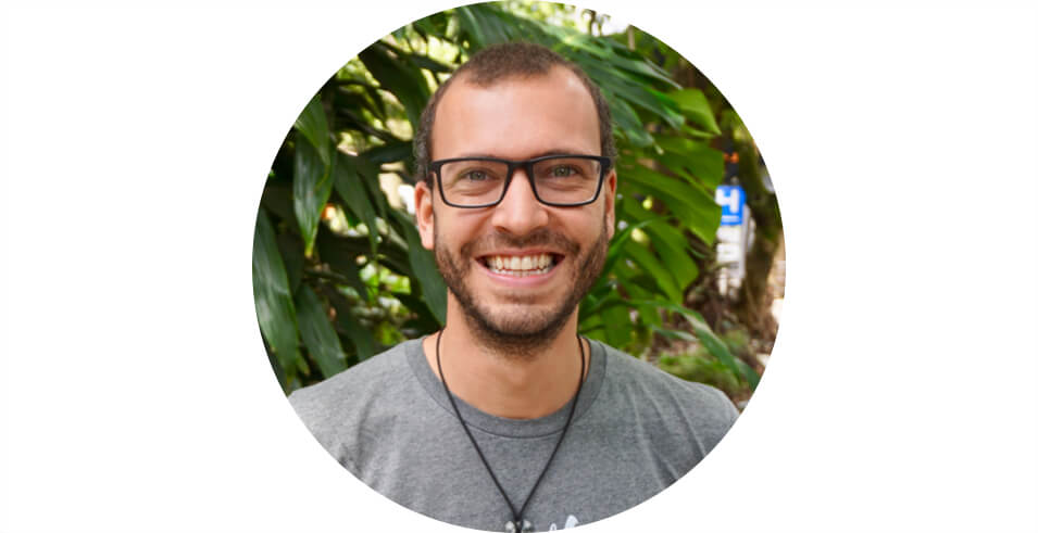 """- """"Completely life-changing. I met great people from all over the world while travelling, upgrading my career and pushing myself to grow""""– Narcis, Spain, Digital Nomad"""