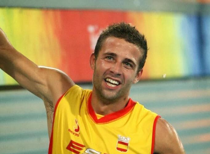 Santi Freixa   olympic medallist