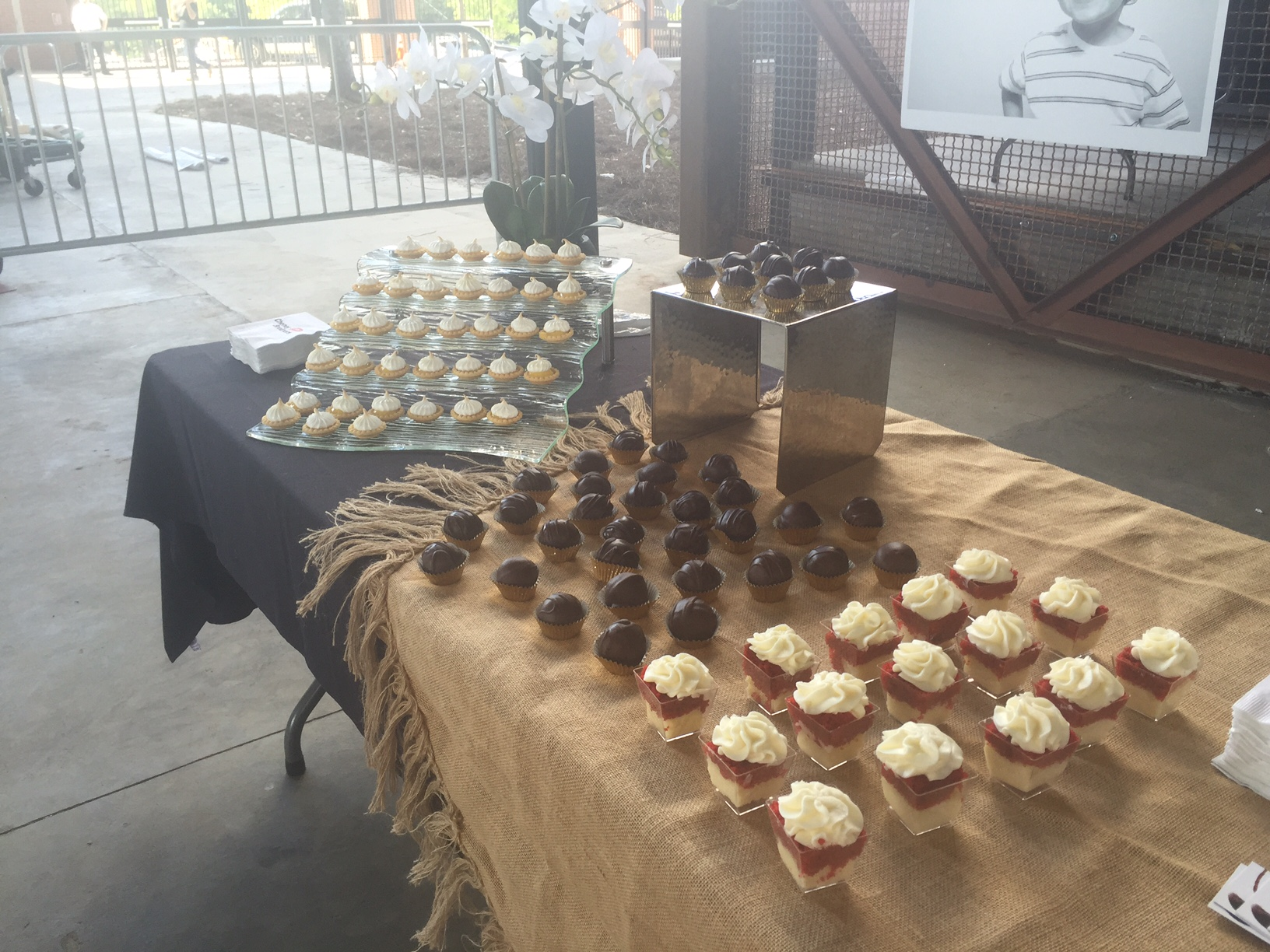 LUXE Catering Tallahassee Florida Community