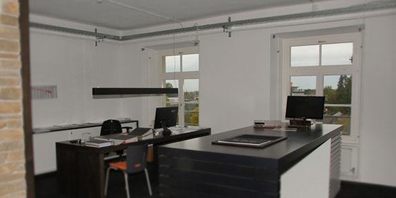 Individuelle Gestaltung & Atmosphäre - Gestalten Sie Ihr individuelles Büro, schaffen Sie sich Ihren ganz persönlichen Arbeitsbereich.