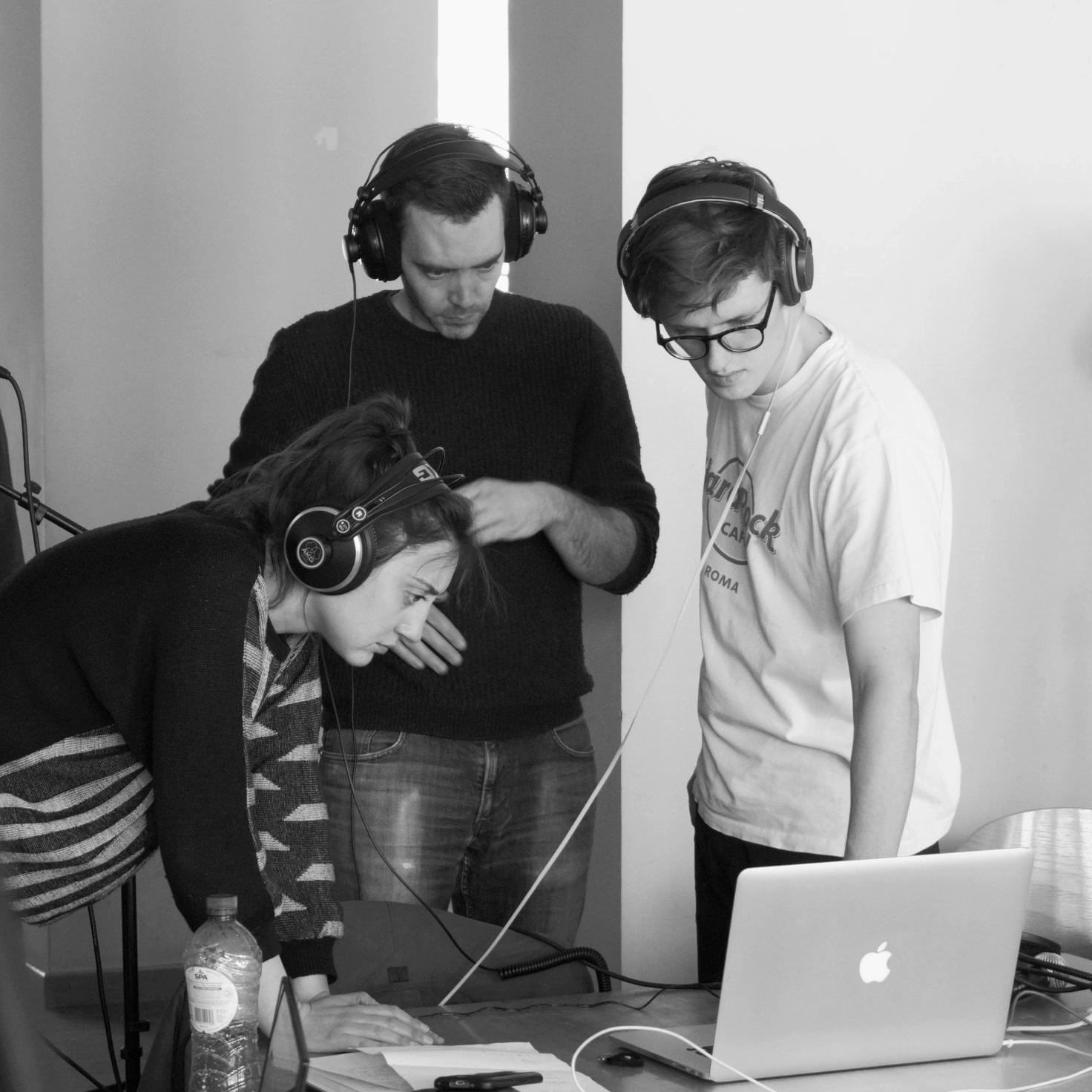 Opleiding muziekproductie: luisteren