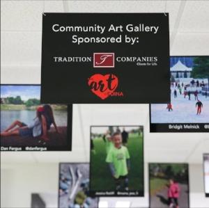 """Enjoy Your Parks"" Braemar Exhibit 2017"