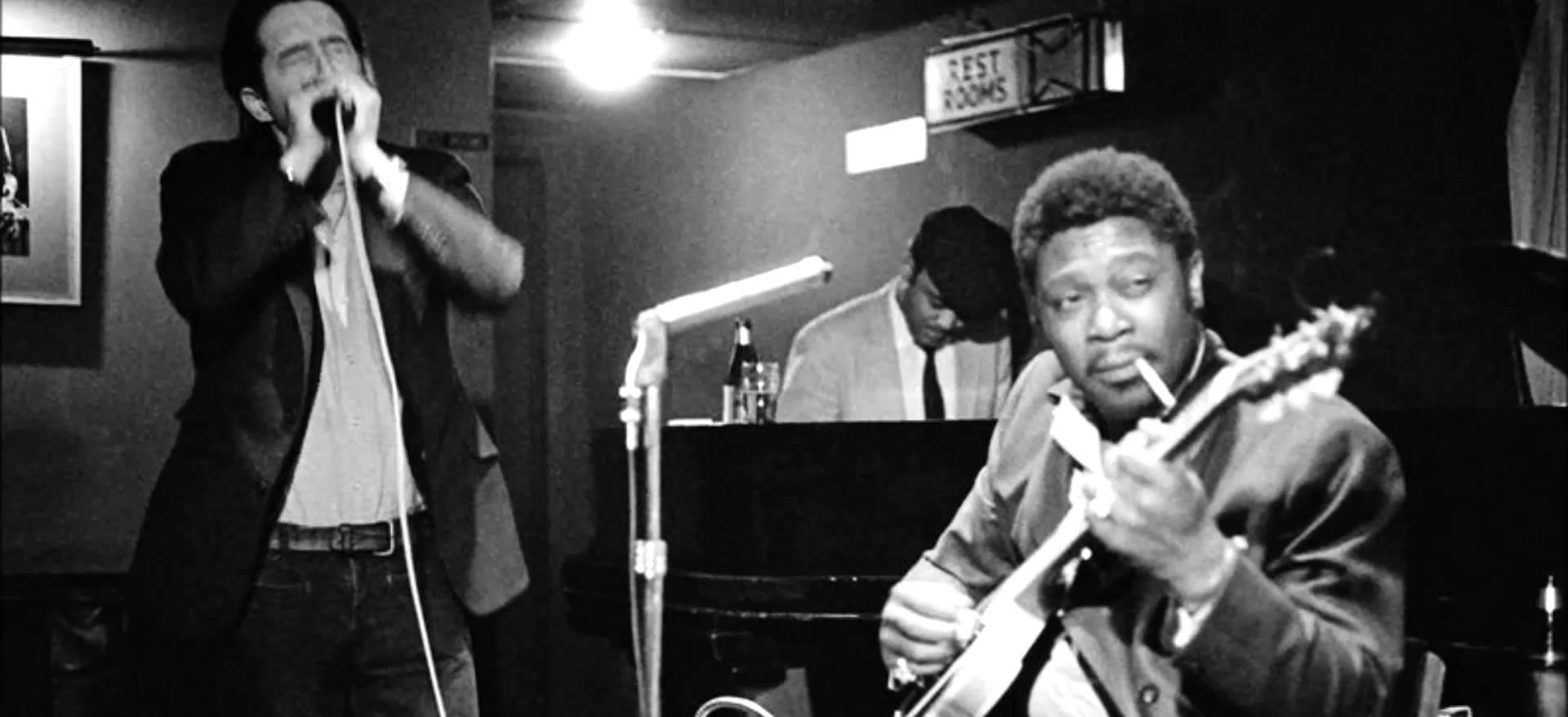 Paul Butterfield jamming with BB King