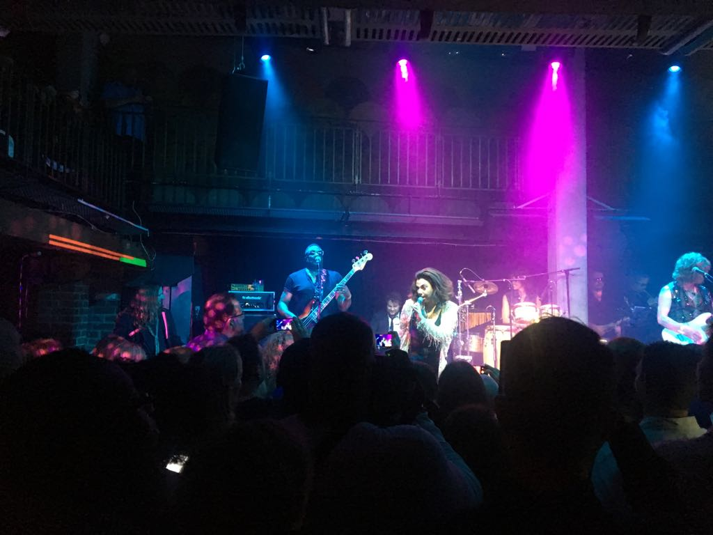 The Brand New Heavies at The Jazz Cafe:grab your widest flares.