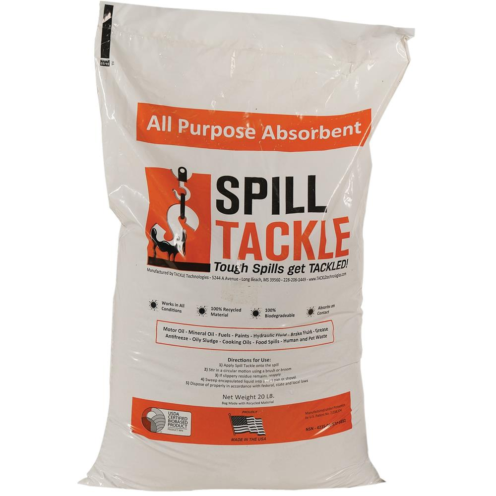 Spill Tackle -