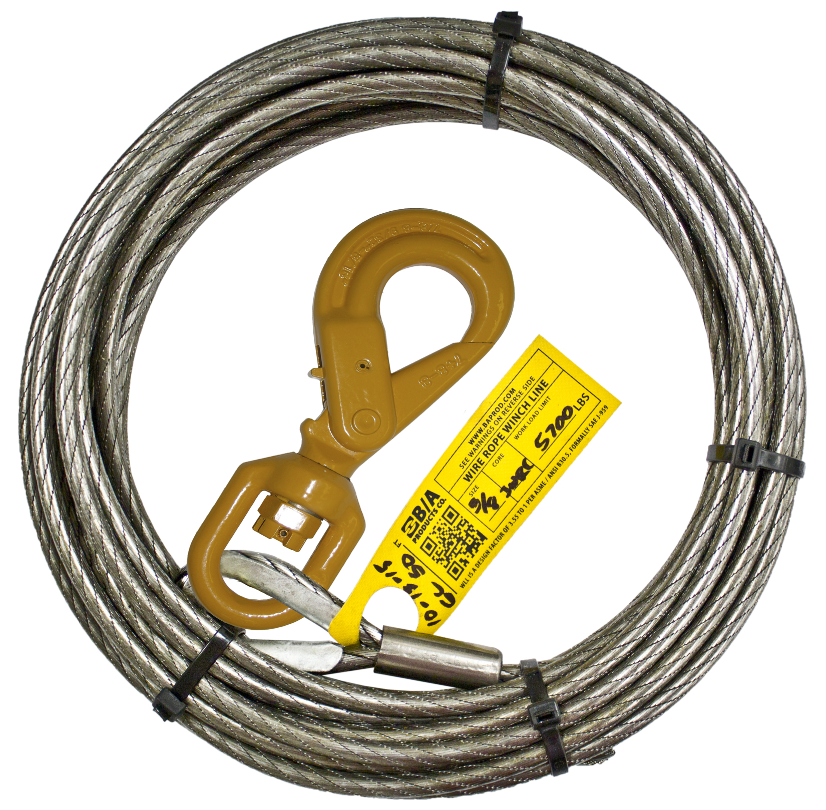 Synthetic and Wire Rope -