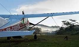 Missionary aviation -