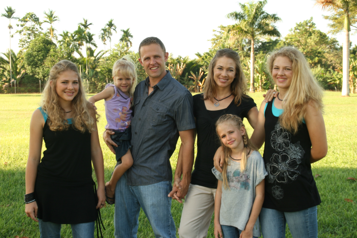 the Luse Family