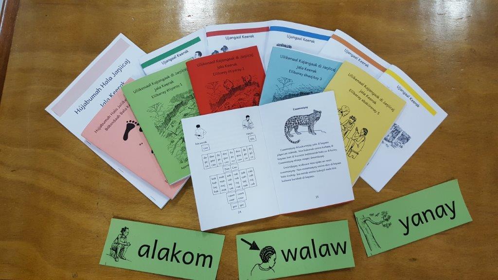 Literacy Materials