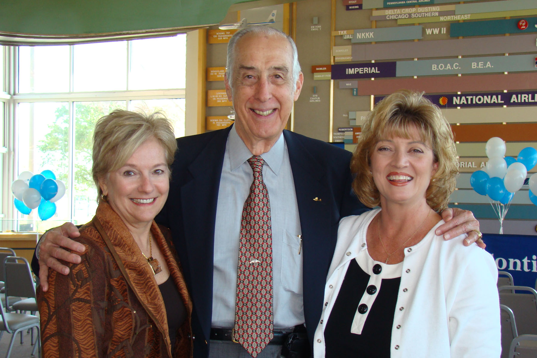 Bonnie Reitz, Dick Newton & Colleen Picard @ SPMOH, 27 Mar '08.jpg
