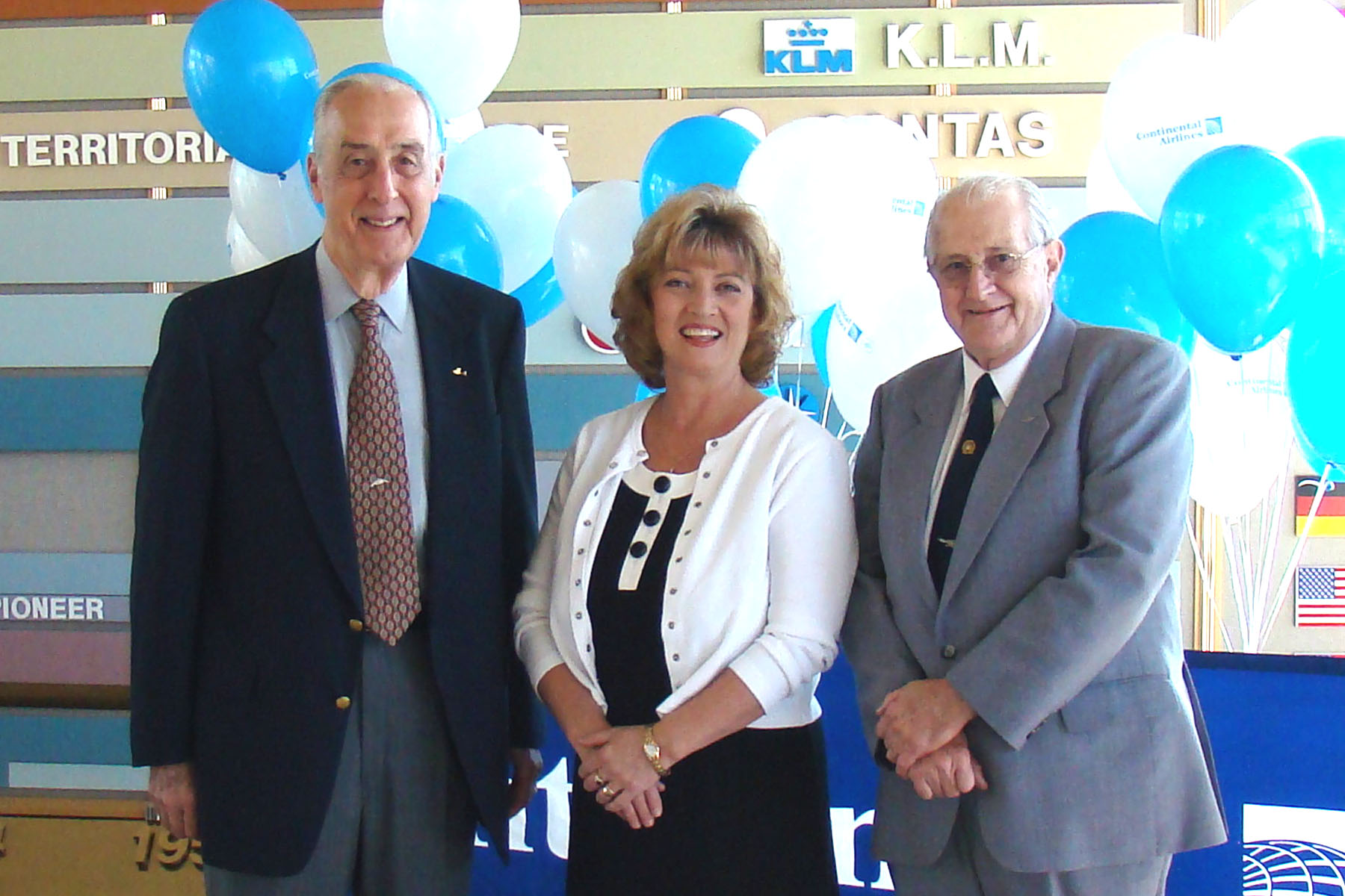 Dick Newton, Colleen Picard & Col. Joe Bullers @ SPMOH - 2, 27 Mar '08.jpg