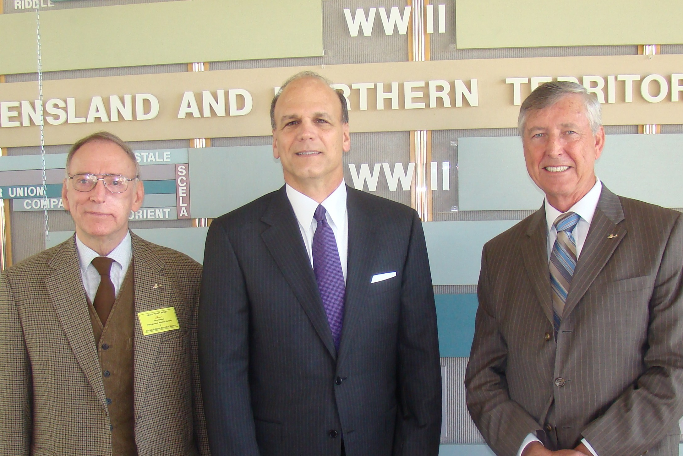 David McLay, Gary Spulak & Will Michaels, 14 Mar '12.JPG