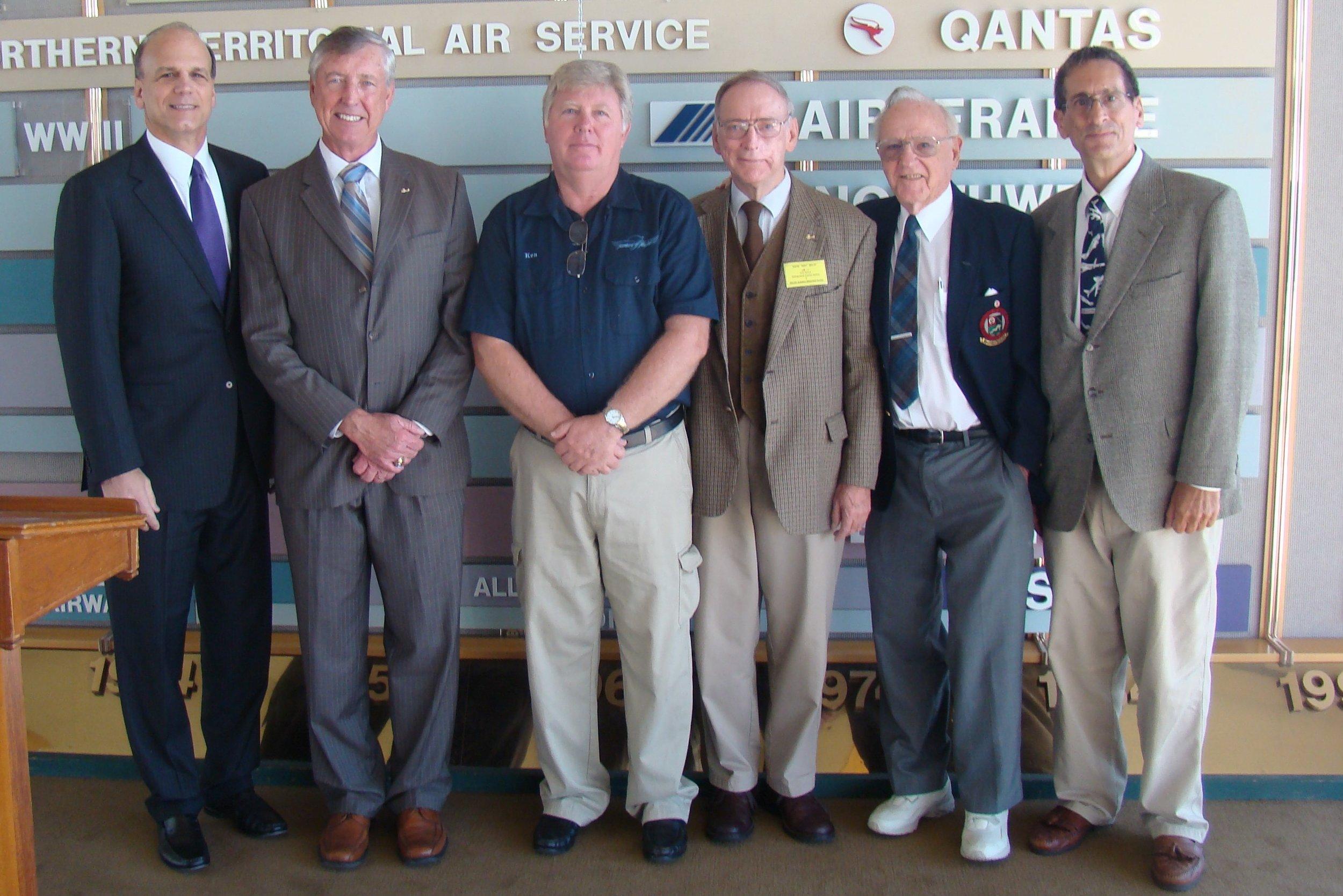 Gary Spulak, Will Michaels, Ken Kellet, David McLay, Warren Brown & Chris Fiore - 1, 14 Mar '12.JPG
