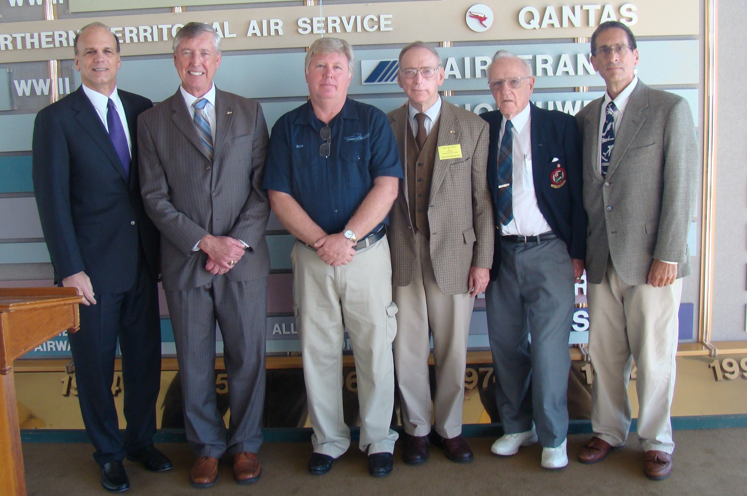 Gary Spulak, Will Michaels, Ken Kellet, David McLay, Warren Brown & Chris Fiore - 2, 14 Mar '12.JPG