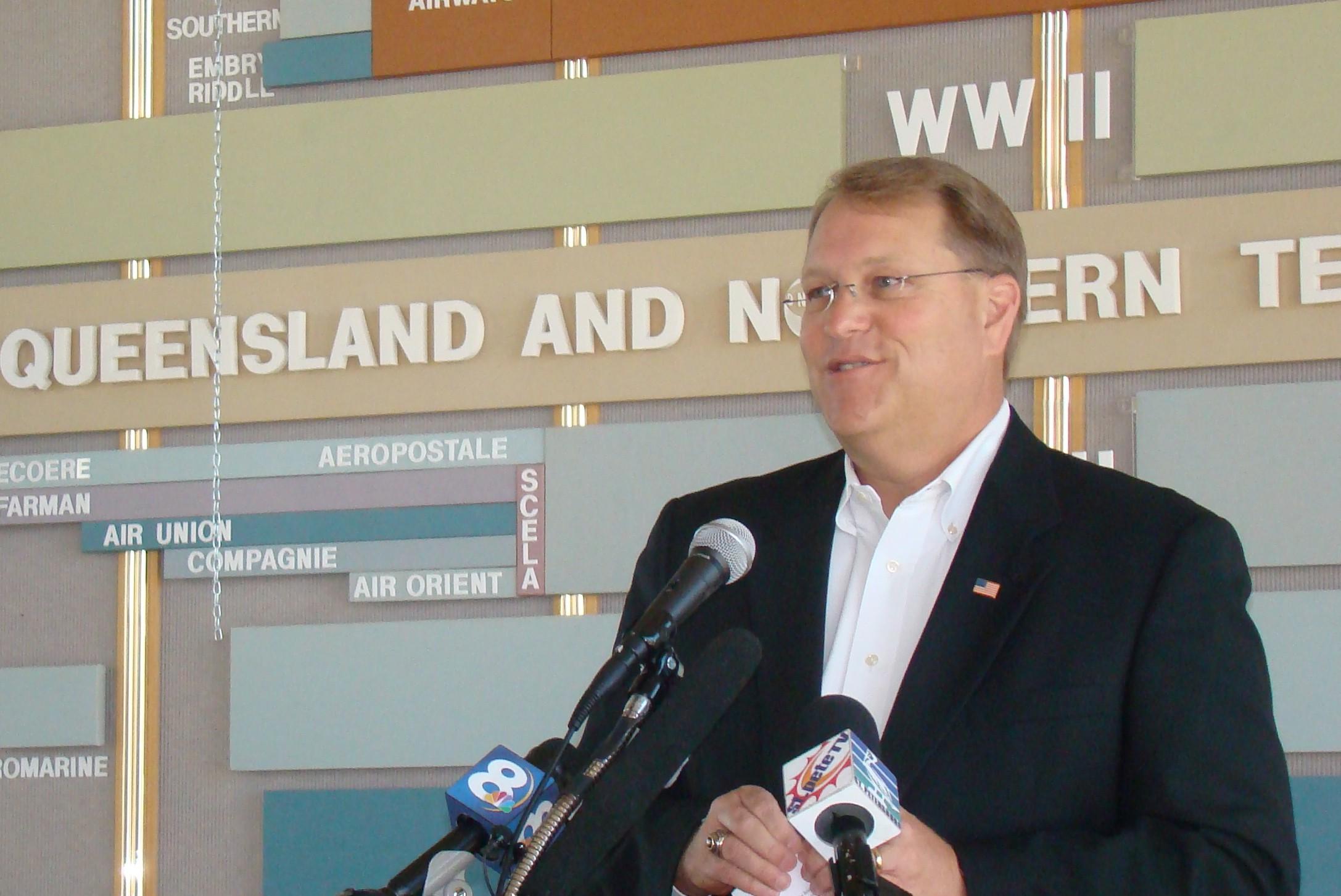 Mayor Bill Foster - 2, 14 Mar '12.JPG
