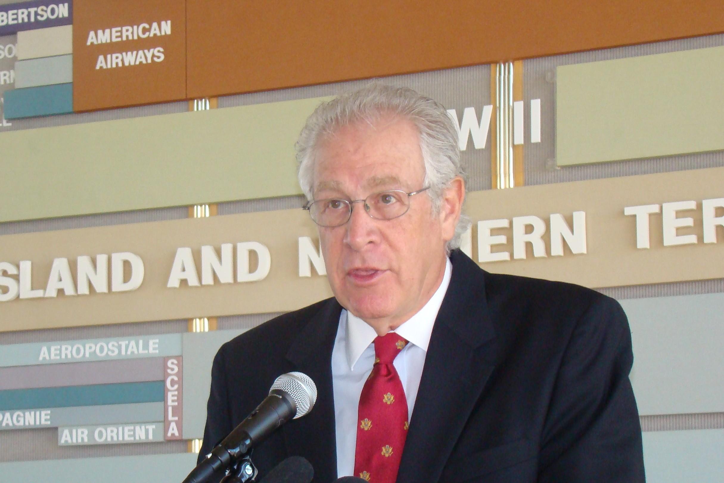 Ron Hersh, SPMOH Board Member, 14 Mar '12.JPG
